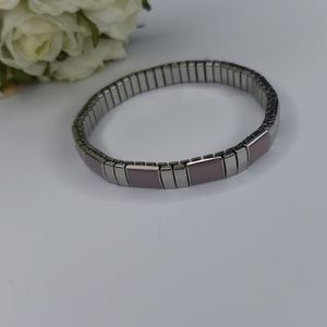 Jewelry - Adjustable braclet stainless steel